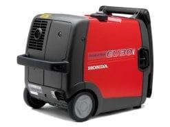 HONDA EU30ik | 3kVA inverter generator /w Wheels