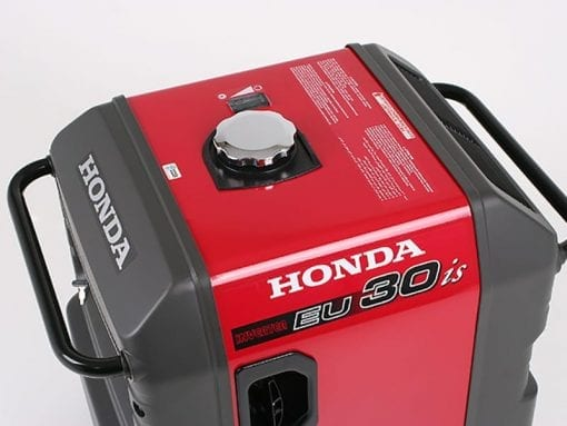 HONDA EU30is | 3kVA SIlent Inverter Generator with Electric Start