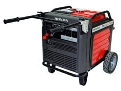 HONDA EU70is | 7kVA inverter generator w/ Electric Start