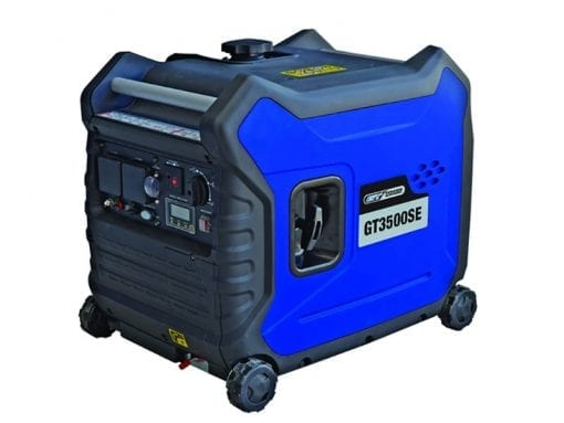 GT POWER GT3500se | 3300W digital inverter generator with Electric Start