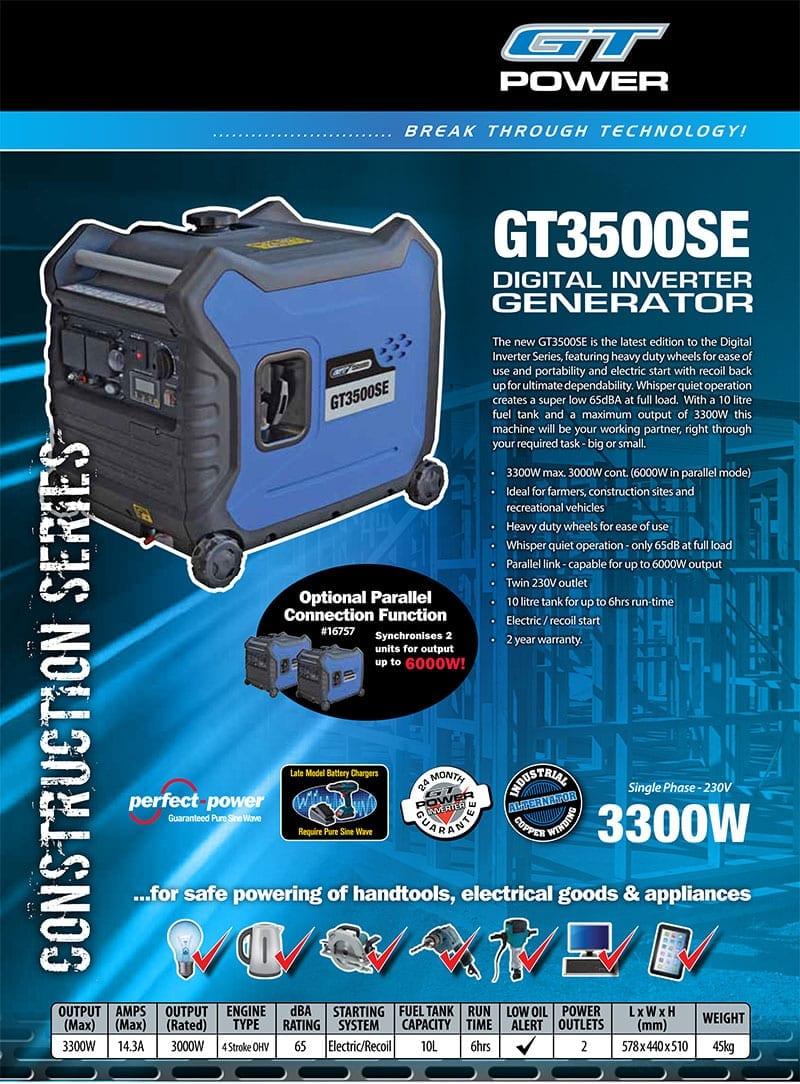 Gt Power Gt3500se