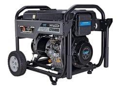 GT POWER GT5500D | 5500W DIESEL power generator w/ Electric Start