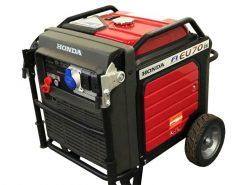 HONDA EU70is | 7kVA inverter generator w/ 32A SOCKET