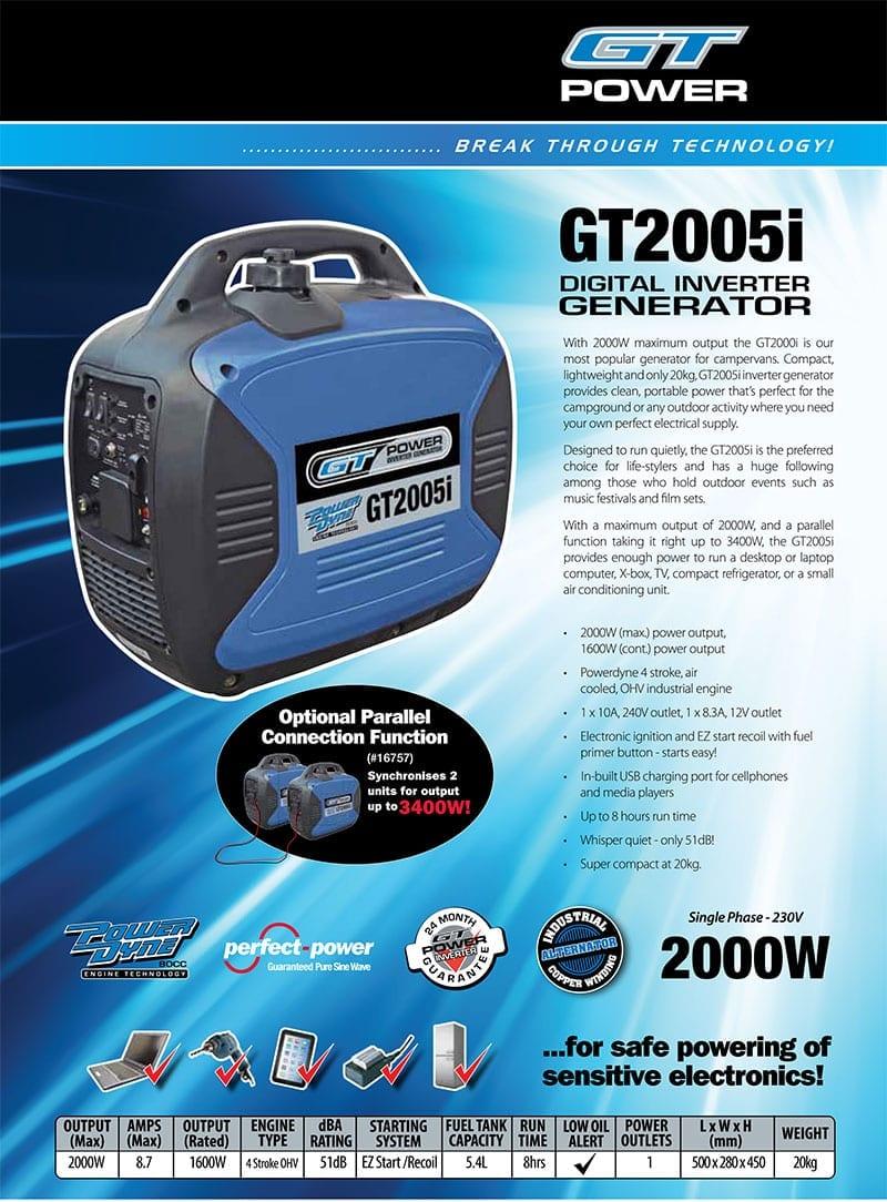 Gt Power Gt2005i