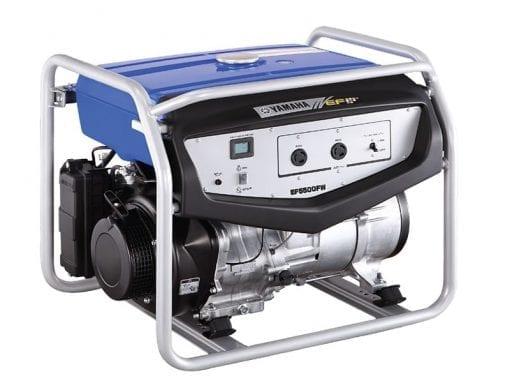 YAMAHA EF5500FW | 5500W conventional generator