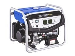 YAMAHA EF7200E | 6000W conventional generator with Electric Start