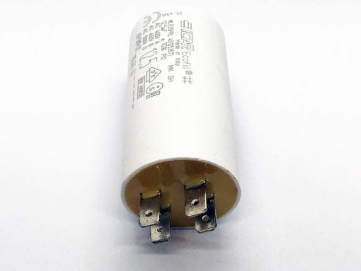 ICAR 12.5µF RUN CAPACITOR With Terminals