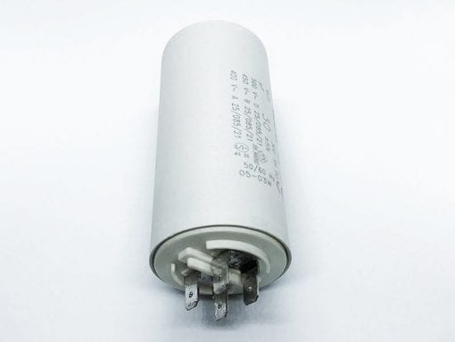 ICAR 30µF RUN CAPACITOR WITH TERMINALS