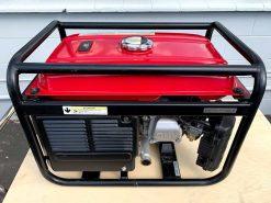*USED* HONDA EP2200CX | 2.2kVA AVR Conventional/Open Frame Generator
