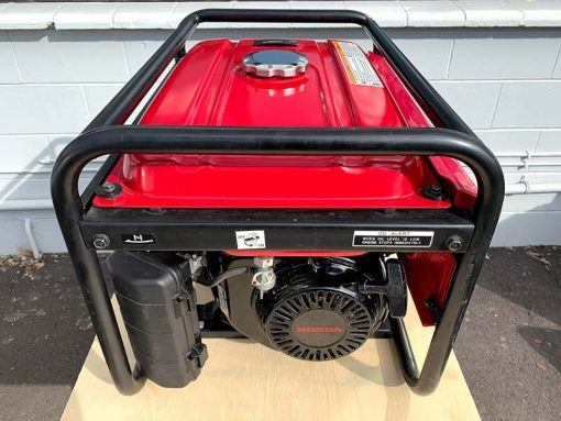 *USED* HONDA EP2200CX   2.2kVA AVR Conventional/Open Frame Generator