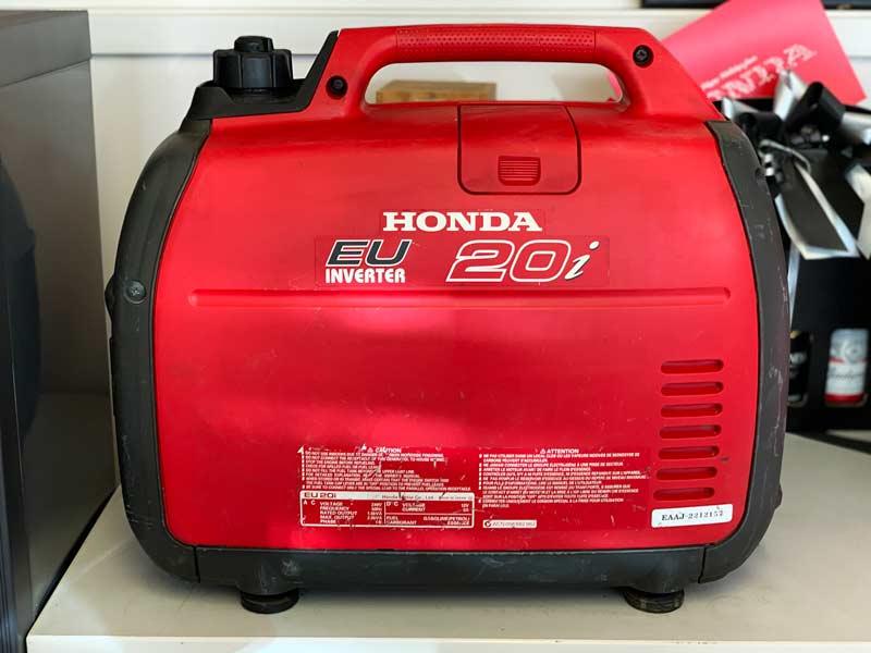 Honda Eu20i Parts