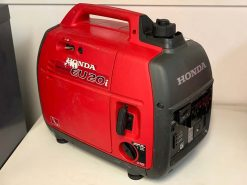 *USED* HONDA EU20i | 2kVA Portable Silent Inverter/Pure Sine Wave Generator + Hour Meter Fitted + 6 Months Warranty