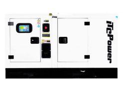 DC85KSE | 85kVA Enclosed Canopy Standby Diesel Generator with Cummins Engine and Stamford Alternator, Three Phase