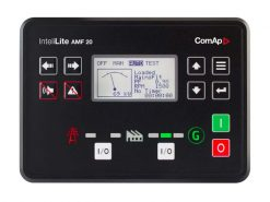 InteliLite AMF 20 | Auto Mains Failure (AMF) Gen-Set/Generator Controller