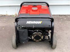 *USED* NEWMAN/TRADETESTED 7000W | 7kW Digital Inverter/Pure Sine Wave Generator with Electric Start and Wheels