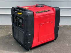 *SECOND HAND* 6.0kW Portable Silent Digital Inverter/Pure Sine Wave Generator with Wireless Remote Start/Stop on Wheels