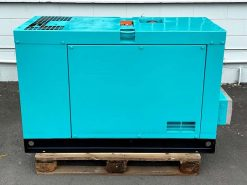 *SECOND HAND* DENYO DCA-15ESK-DA | 13.5kVA Diesel Three Phase Super Silent Generator *Made in Japan*