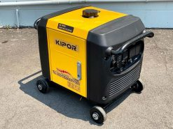 *SECOND HAND* KIPOR IG3000 | 3.0kVA Portable Silent Inverter/Pure Sine Wave Petrol Generator with Electric start