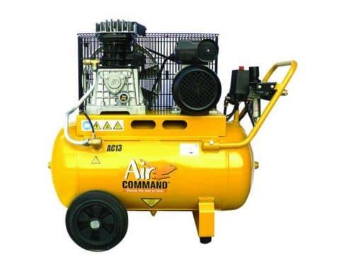 AIR COMMAND AC13 | 13CFM / 365L/min, 50L Tank 2HP Belt Drive Air Compressor
