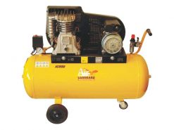 AIR COMMAND AC1600i | 14.9cfm / 421L/min, 100L Tank, 3HP Belt Drive Air Compressor