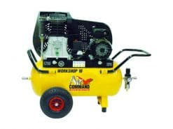 AIR COMMAND WS16 Workshop 16 | 14.9cfm, 421L/min, 50L Tank, 3HP Industrial Single Phase Air Compressor