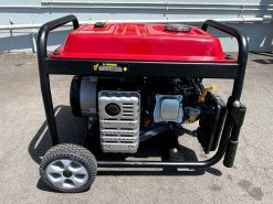 *SECOND HAND* POWERMAX XPG3600ES | 3.8kW Petrol Power Generator with Electric Start and Wheels