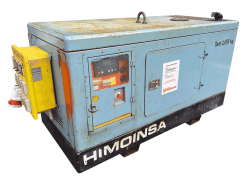 HIRE 23kW | 23kW Diesel Enclosed Generator, Three Phase and Single Phase