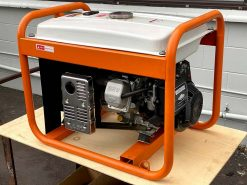 *EX-DEMO* UNITED POWER BG6000 | 5.2kW Petrol Conventional/Open Frame Generator Powered by Briggs and Stratton Engine