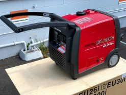 *SECOND HAND* 3kVA Portable Quiet Inverter/Pure Sine Wave Generator with Wheels | HONDA EU30ik