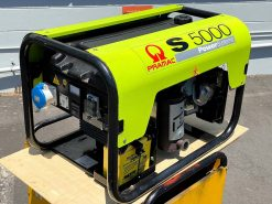 4.2kVA PRAMAC S5000 Generator Powered by HONDA Motor with Electric Start | GENERATORshop.co.nz